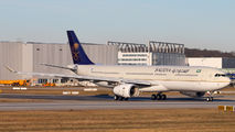 F-WWKD - Saudi Arabian Airlines Airbus A330-300 aircraft