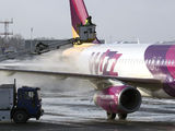 HA-LPJ - Wizz Air Airbus A320 aircraft