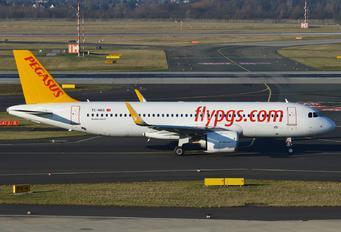TC-NBG - Pegasus Airbus A320 NEO