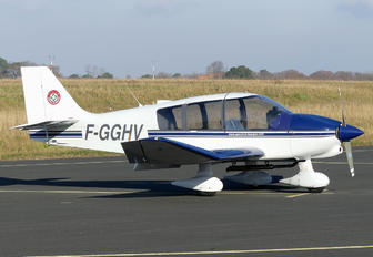 F-GGHV - Aéroclub Basque Robin DR.400 series