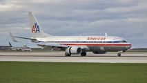 N918NN - American Airlines Boeing 737-800 aircraft
