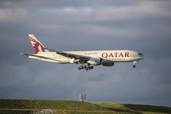 A7-BFE - Qatar Airways Cargo Boeing 777F