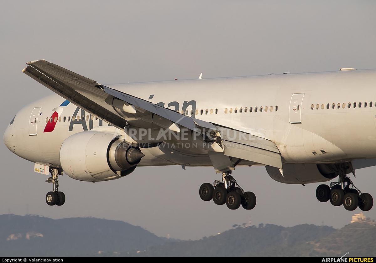 American Airlines N786AN aircraft at Barcelona - El Prat