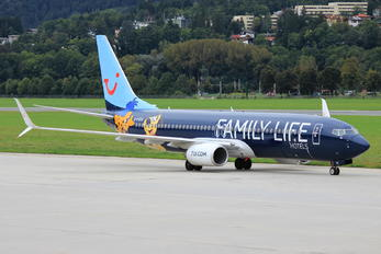 G-FDZG - TUI Airways Boeing 737-800