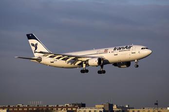 EP-IBC - Iran Air Airbus A300