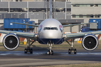 G-STBL - British Airways Boeing 777-300ER