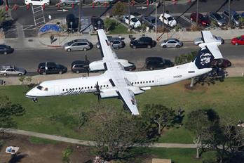 N406QX - Alaska Airlines - Horizon Air de Havilland Canada DHC-8-400Q / Bombardier Q400