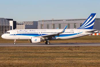 D-AVVU - Himalaya Airlines Airbus A320