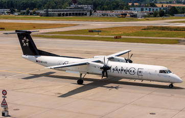 OE-LGO - Tyrolean Airways de Havilland Canada DHC-8-400Q / Bombardier Q400