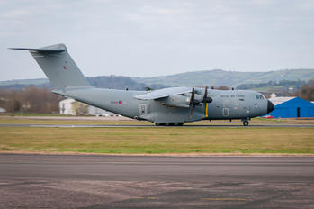 ZM408 - Royal Air Force Airbus A400M