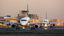 D-AEBC - Lufthansa Regional - CityLine Embraer ERJ-195 (190-200) aircraft
