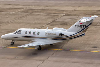YU-BST - Private Cessna 525 CitationJet