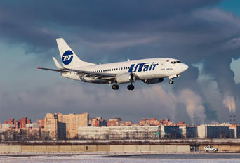 VQ-BAD - UTair Boeing 737-500
