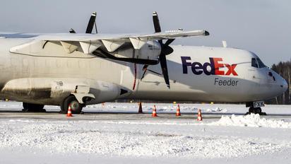 EI-FXK - FedEx Feeder ATR 72 (all models)