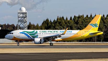RP-C3277 - Cebu Pacific Air Airbus A320