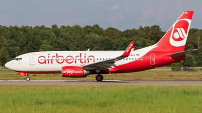 D-AHXE - Air Berlin Boeing 737-700