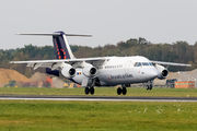 OO-DWD - Brussels Airlines British Aerospace BAe 146-300/Avro RJ100 aircraft