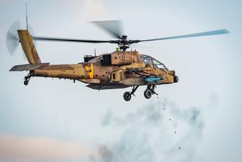 113 - Israel - Defence Force Boeing AH-64A Peten