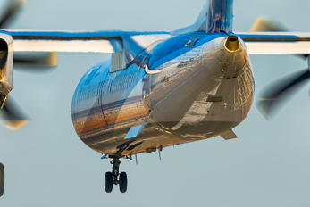JA461A - ANA Wings de Havilland Canada DHC-8-400Q / Bombardier Q400
