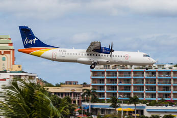V2-LIH - LIAT ATR 72 (all models)