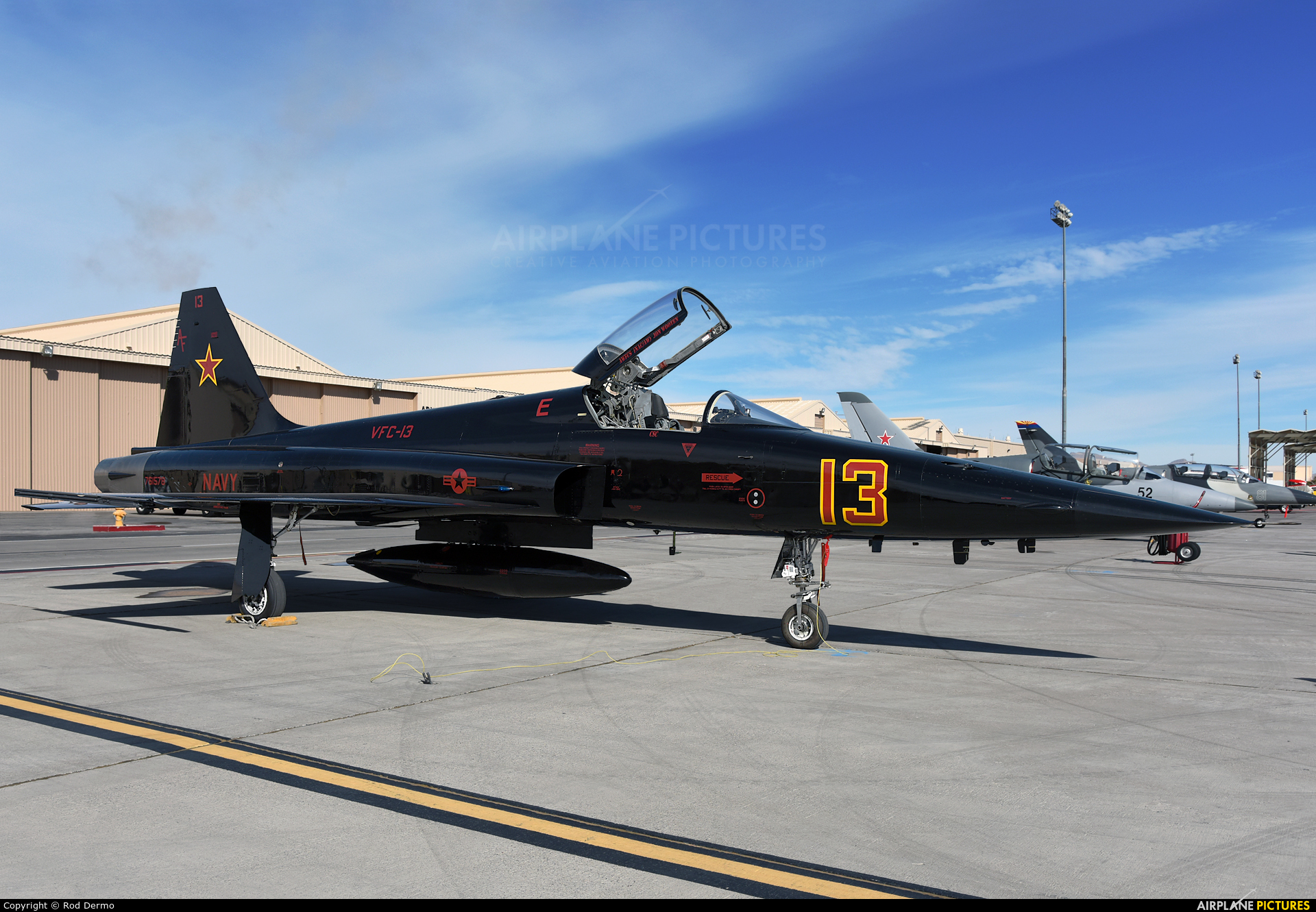 USA - Navy 761578 aircraft at Nellis AFB
