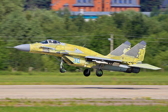 30 - Russia - Air Force Mikoyan-Gurevich MiG-29SMT