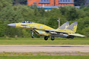 30 - Russia - Air Force Mikoyan-Gurevich MiG-29SMT aircraft