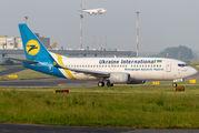 UR-GAH - Ukraine International Airlines Boeing 737-300 aircraft