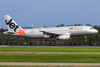 VH-VQK - Jetstar Airways Airbus A320