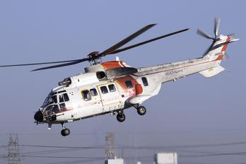JA6930 - Aero Asahi Aerospatiale AS332 Super Puma L (and later models)
