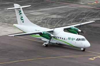 PR-MPN - MAP Linhas Aereas ATR 42 (all models)