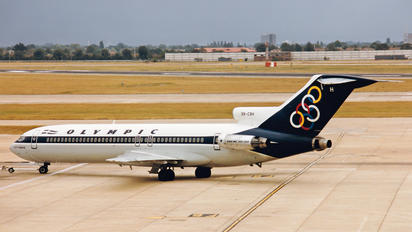 SX-CBH - Olympic Airlines Boeing 727-200
