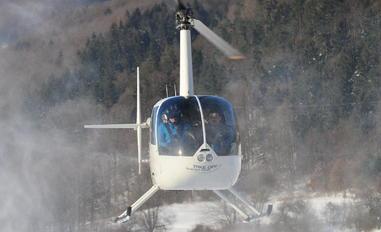 OM-HCB - Private Robinson R44 Astro / Raven