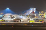 LX-FCL - Cargolux Boeing 747-400BCF, SF, BDSF aircraft