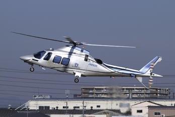 JA6935 - Japan Digital Laboratory(JDL) Agusta Westland AW109 SP Da Vinci