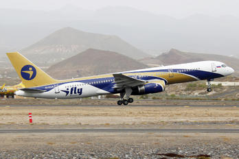 EI-DUA - I-Fly Airlines Boeing 757-200