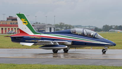 "MM54500 - Italy - Air Force ""Frecce Tricolori"" Aermacchi MB-339-A/PAN"