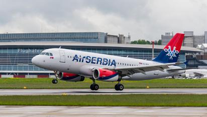 YU-APA - Air Serbia Airbus A319