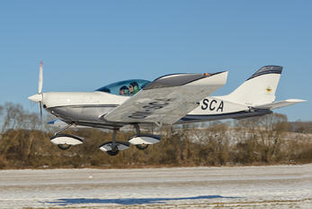 OM-SCA - SkyService Flying School CZAW / Czech Sport Aircraft PS-28 Cruiser