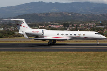 N613WF - Westfield Aviation Gulfstream Aerospace G-V, G-V-SP, G500, G550