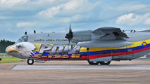 FAC1004 - Colombia - Air Force Lockheed C-130H Hercules aircraft