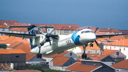 CS-TRG - SATA Air Açores de Havilland Canada DHC-8-400Q / Bombardier Q400