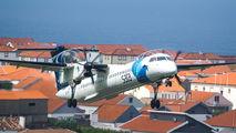 CS-TRG - SATA Air Açores de Havilland Canada DHC-8-400Q / Bombardier Q400 aircraft