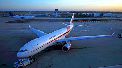 7T-VJC - Air Algerie Airbus A330-200
