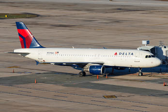 N329NW - Delta Air Lines Airbus A320