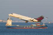 N988ZJ - Zetta Jet Bombardier BD-700 Global Express aircraft
