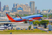 N237WN - Southwest Airlines Boeing 737-700 aircraft