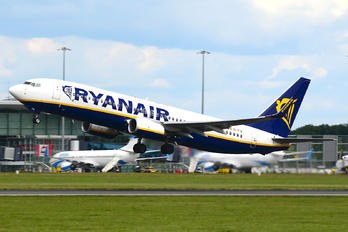 EI-FIA - Ryanair Boeing 737-800