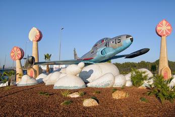 E.15-43 - Spain - Air Force Lockheed T-33A Shooting Star