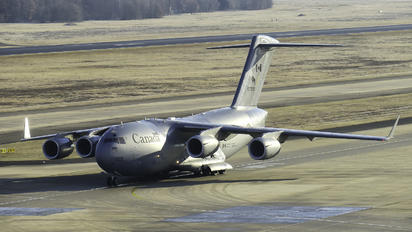 177705 - Canada - Air Force Boeing C-17A Globemaster III